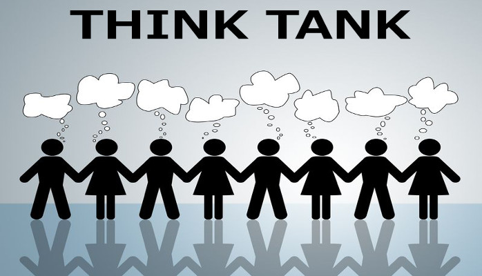 A think tank representation.