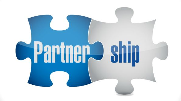 A partnership.